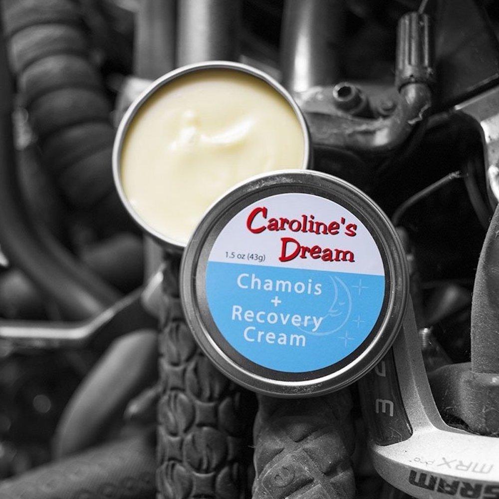 Chamois & Recovery Cream - Caroline's Dream - Certified Paleo by the Paleo Foundation 1