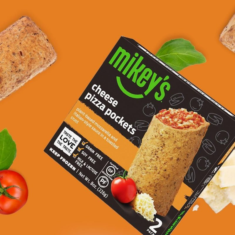Cheese Pizza Pockets 2 - Mikey's Muffins - Certified Paleo Friendly by the Paleo Foundation