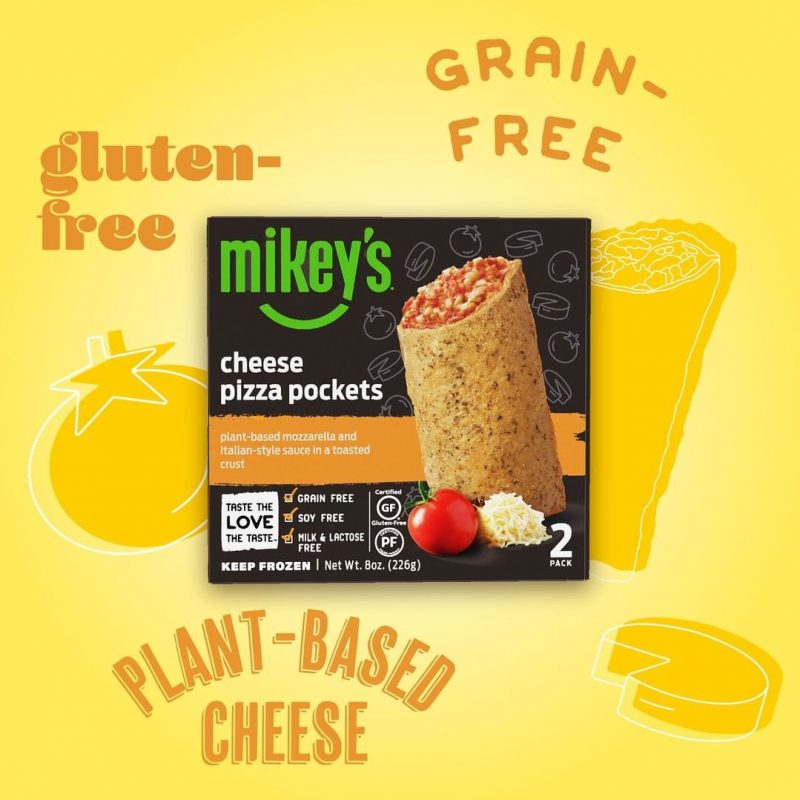 Cheese Pizza Pockets 4 - Mikey's Muffins - Certified Paleo Friendly by the Paleo Foundation