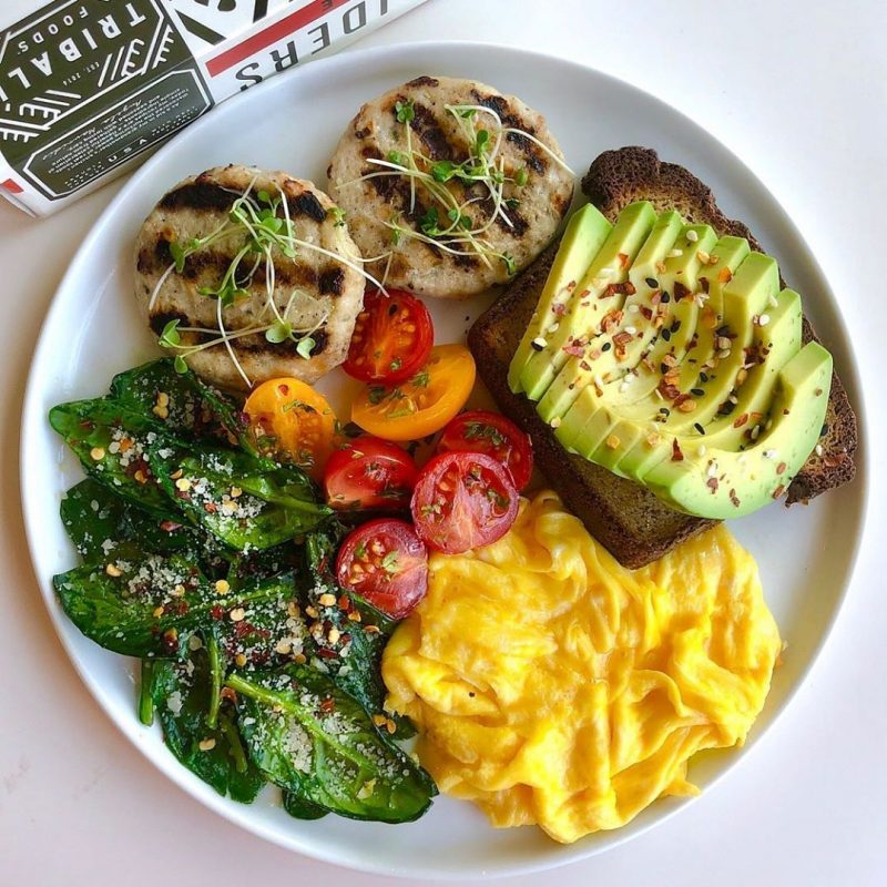 Chicken and Apple Breakfast Sliders - Tribali - Certified Paleo by the Paleo Foundation