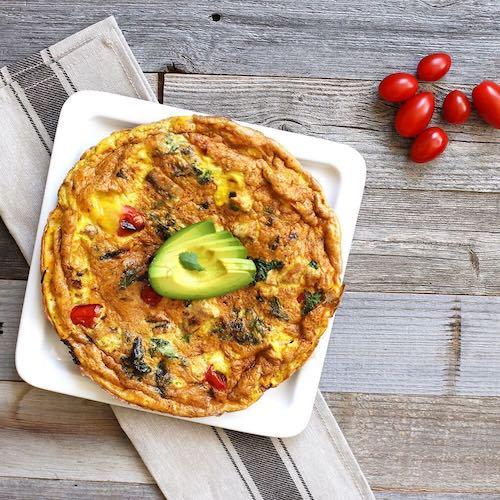 Chipotle Chicken Taco Fritatta - Tribalí Foods - Certified Paleo - Paleo Foundation