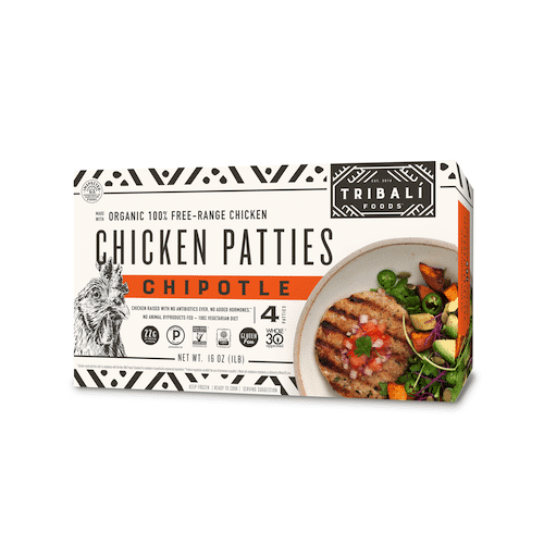 Chipotle Chicken - Tribalí Foods Organic 100% Free-range Chicken - Certified Paleo - Paleo Foundation