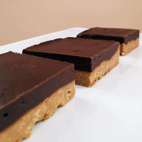 Chocolate Sunflower Seed Butter Bars - Enjoy Life - Paleo Friendly - Paleo Foundation