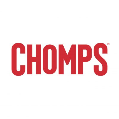 Chomps logo - Certified Paleo, Keto Certified by the Paleo Foundation