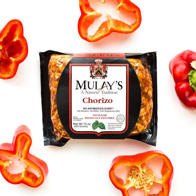 Chorizo 1 - Mulay's - Certified Paleo by the Paleo Foundation