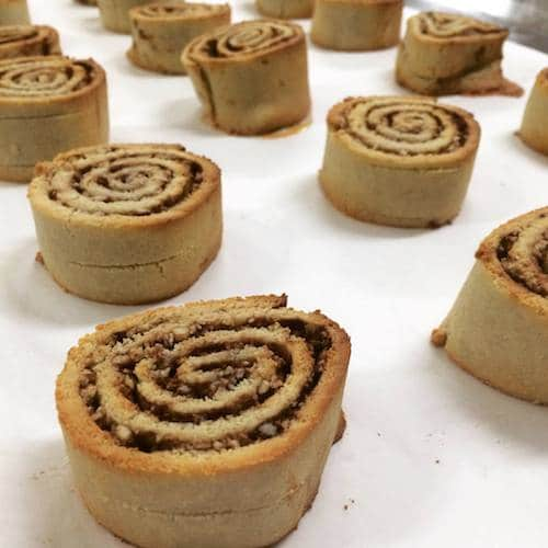 Cinnamon Rolls - Liberated Specialty Foods - Certified Paleo - Paleo Foundation