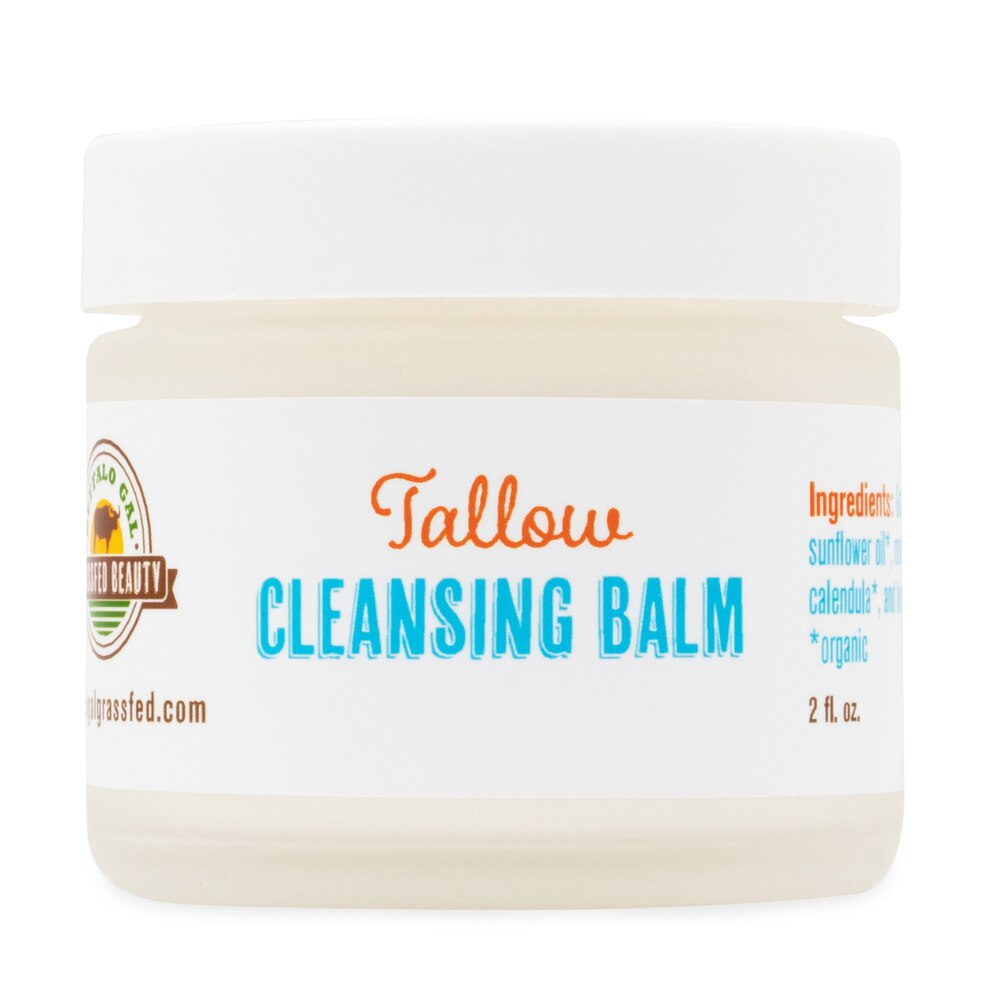Cleansing Balm - Buffalo Gal Grassfed Beauty - Certified Paleo by the Paleo Foundation