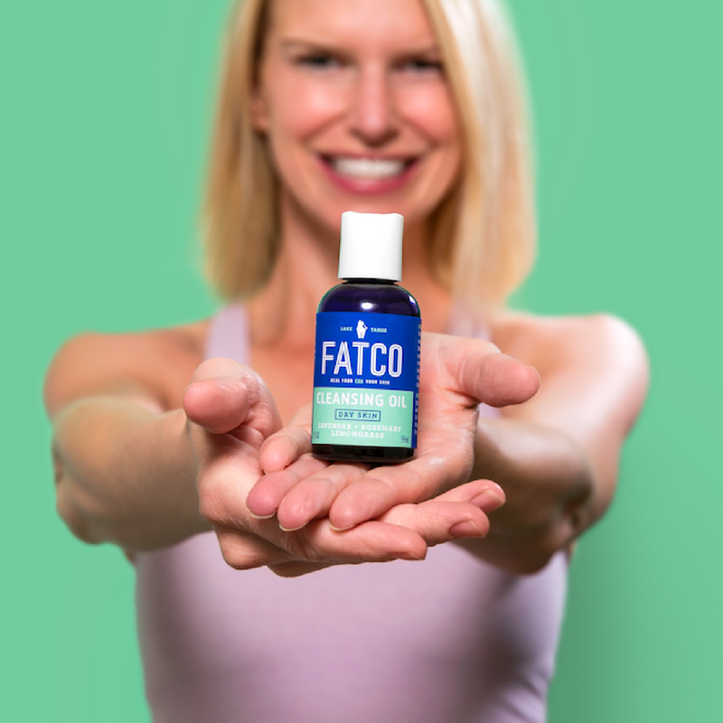 Cleansing Oil - Dry Skin 10 - FATCO - Certified Paleo by the Paleo Foundation