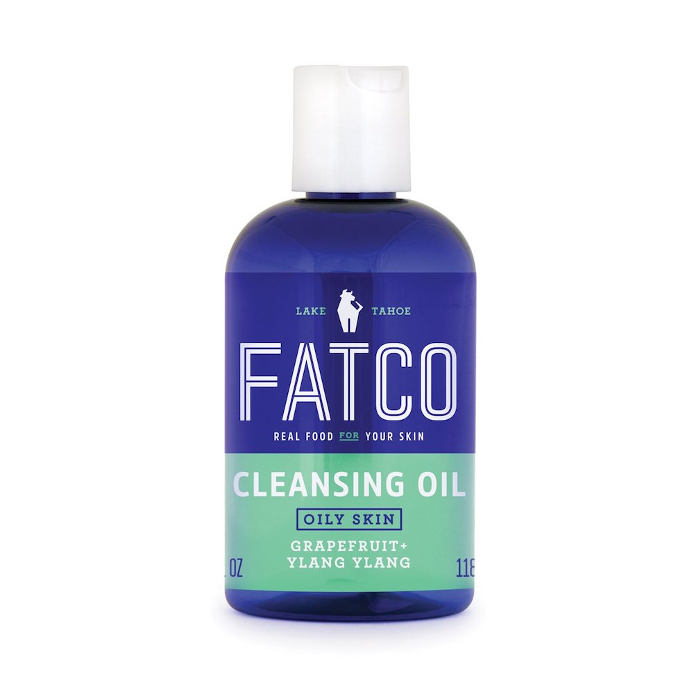 Cleansing Oil - Oily Skin - FATCO - Certified Paleo by the Paleo Foundation