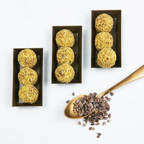 Coco-roons plated - Sejoyia - Certified Paleo, Paleo Vegan - Paleo Foundation