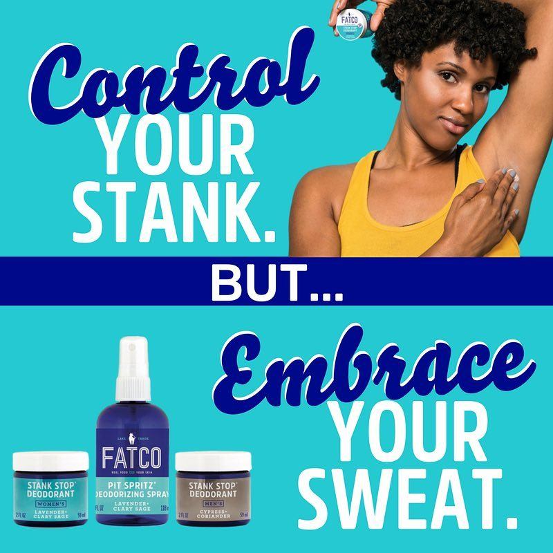 Control Your Stank 2 - FATCO - Certified Paleo by the Paleo Foundation