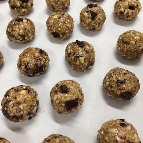 Cookie Balls - Liberated Specialty Foods - Certified Paleo - Paleo Foundation