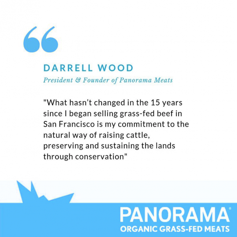Darrell Wood Quote 2 - Panorama Meats - Certified Paleo, Keto Certified by the Paleo Foundation