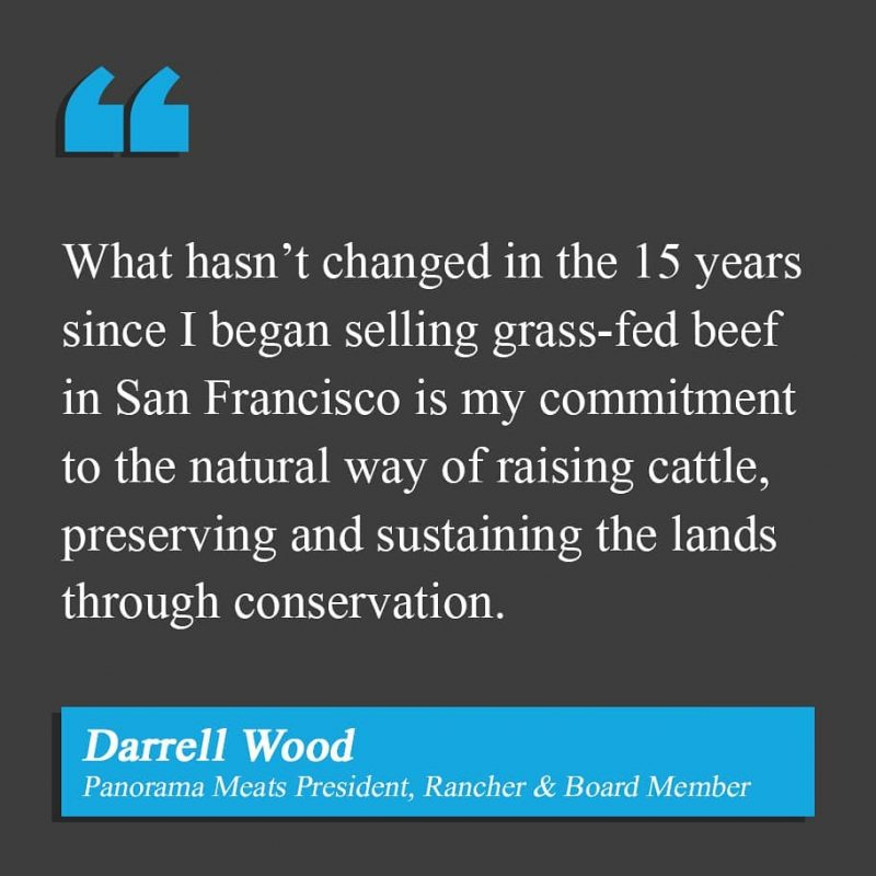 Darrell Wood Quote - Panorama Meats - Certified Paleo, Keto Certified by the Paleo Foundation