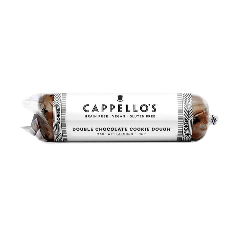 Double Chocolate Chip Cookie Dough - Capello's - Certified Paleo Friendly, PaleoVegan by the Paleo Foundation