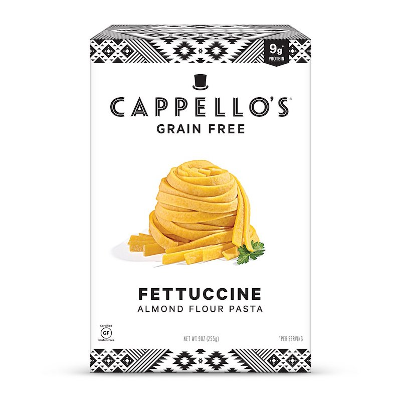 Fettuccine - Cappello's - Certified Paleo by the Paleo Foundation
