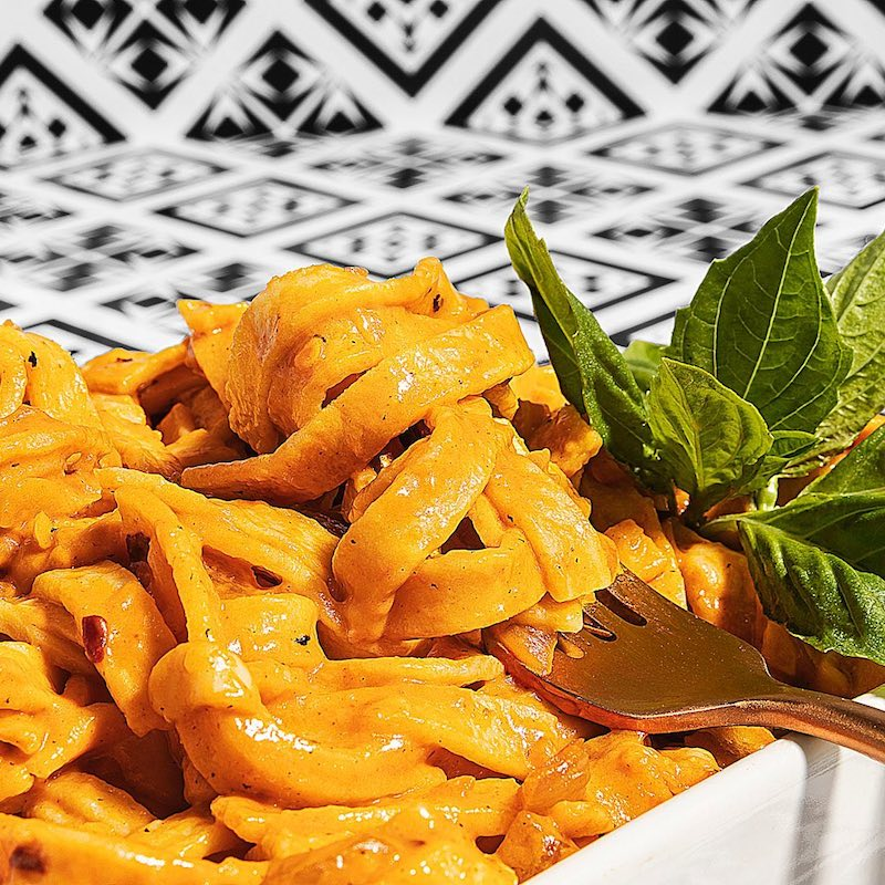 Fettuccine Pasta with Vodka Sauce - Cappello's - Certified Paleo by the Paleo Foundation