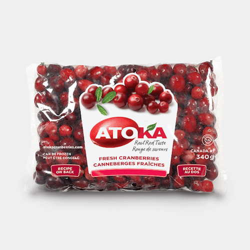 Fresh Cranberries - Atoka - Certified Paleo - Paleo Foundation