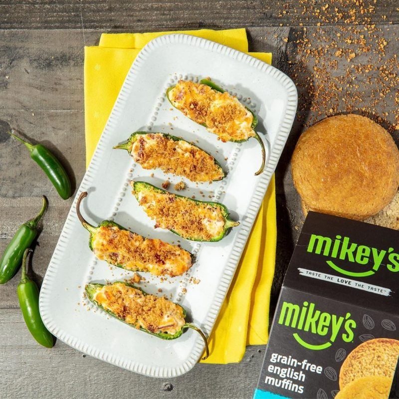 Grain-free English Muffins - Original 1 - Mikey's Muffins - Certified Paleo, Keto Certified by the Paleo Foundation