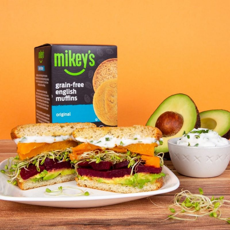 Grain-free English Muffins - Original 7 - Mikey's Muffins - Certified Paleo, Keto Certified by the Paleo Foundation