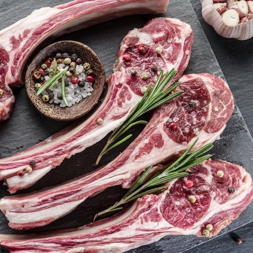 Grassfed Lamb prep - Australian Grassfed Meats - Paleo Approved - Paleo Foundation