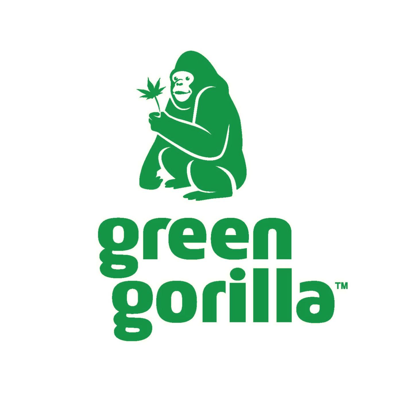 Green Gorilla Logo - Certified Paleo by the Paleo Foundation