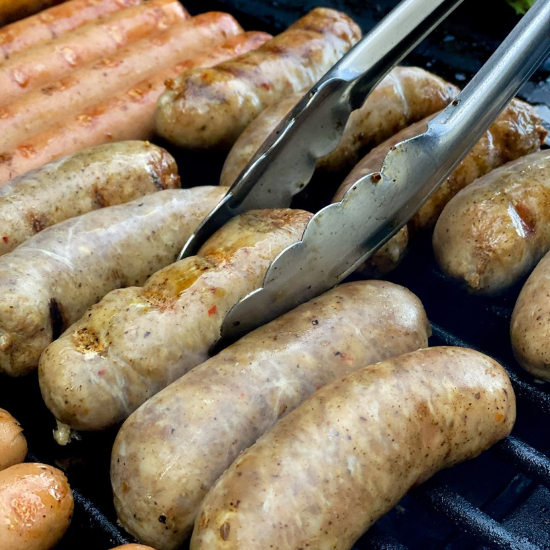 Grilling Sausages - Mulay's Sausage - Certified Paleo Keto Certified by the Paleo Foundation