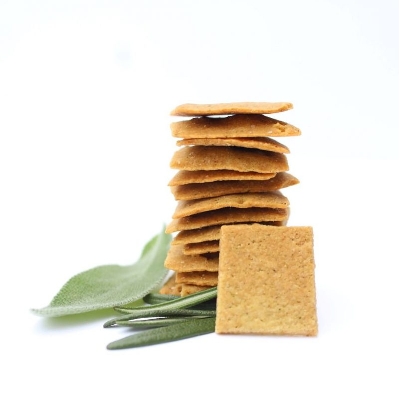 Herb Crackers - Liberated Specialty Foods - Certified Paleo by the Paleo Foundation