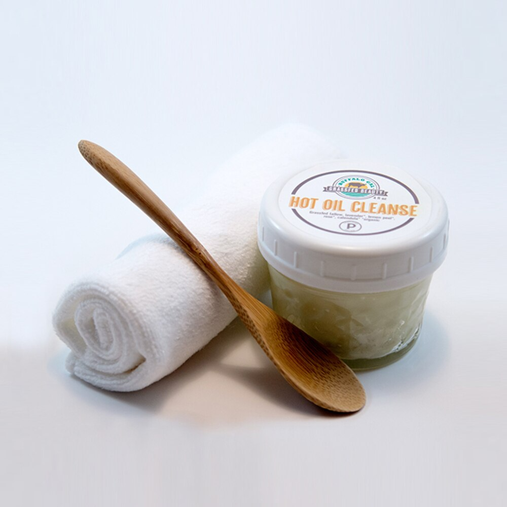 Hot Oil Cleanse - Buffalo Gal Grassfed Beauty - Certified Paleo by the Paleo Foundation