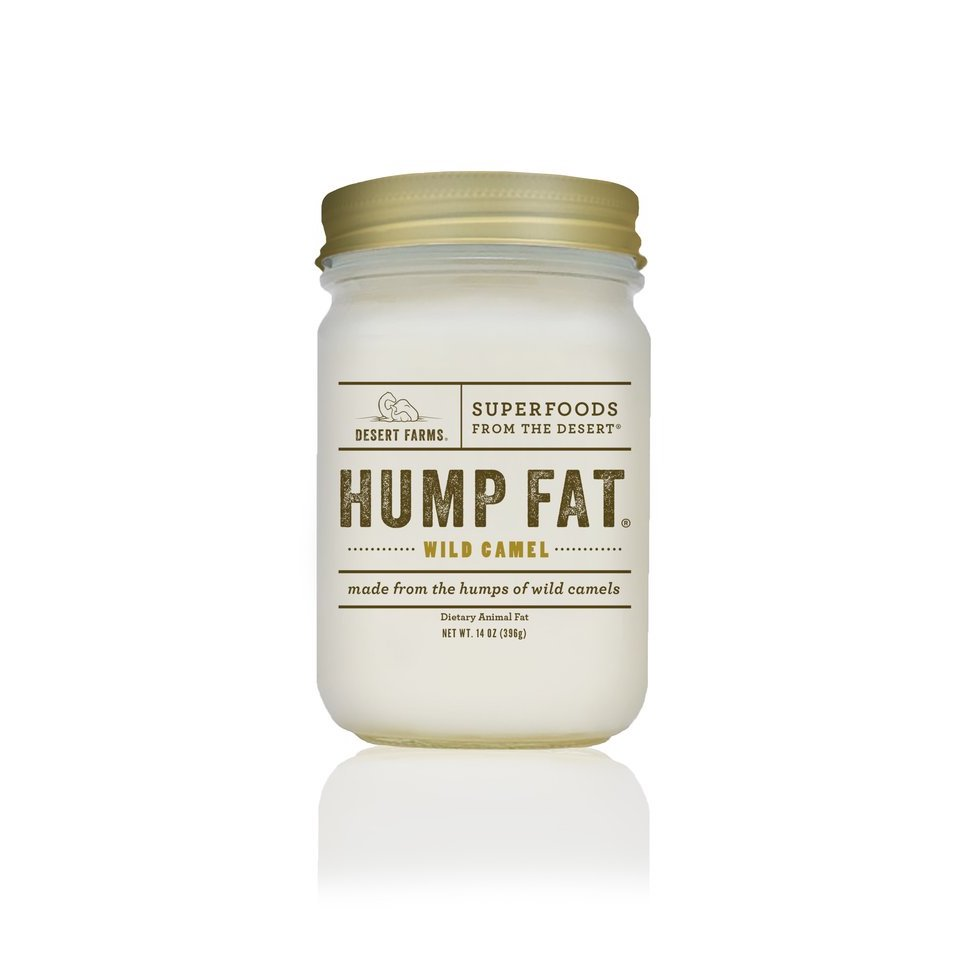 Hump Fat - Desert Farms - Certified Paleo, Keto Certified by the Paleo Foundation