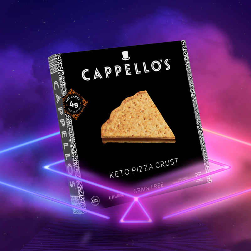 Keto Pizza Crust Gallery - Cappellos - Certified Paleo, Paleo Friendly, Paleo Vegan, Keto Certified by the Paleo Foundation