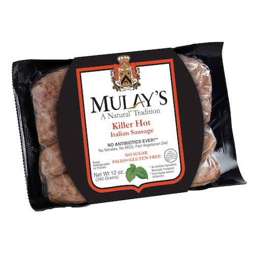 Killer Hot - Mulay's - Certified Paleo - paleo foundation - paleo diet - paleo lifestyle