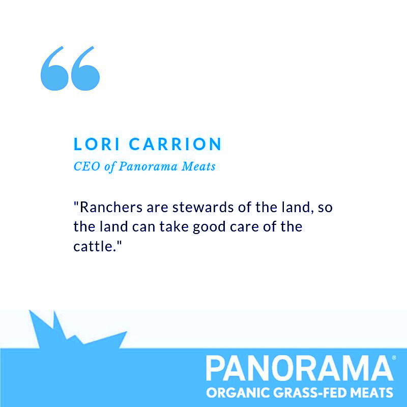 Lorrie Carrion Quote - Panorama Meats - Certified Paleo, Keto Certified by the Paleo Foundation