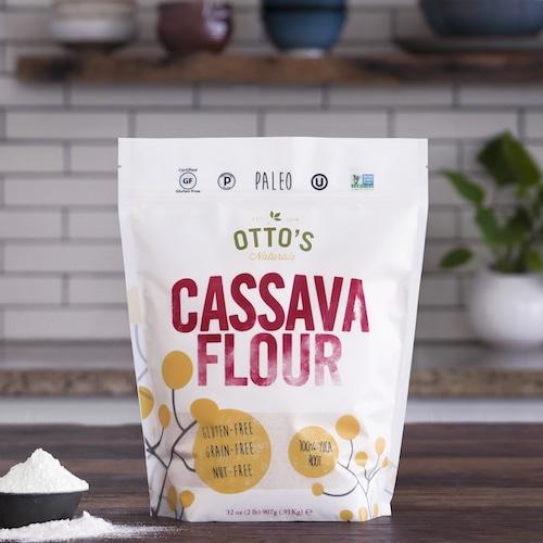 Cassava Flour - Otto's Naturals - Certifed Paleo, Paleo Vegan - Paleo Foundation