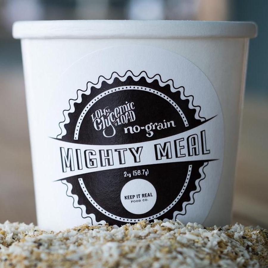 Mighty Meal - Keep It Real Food Co. - Certified Paleo, PaleoVegan by the Paleo Foundation
