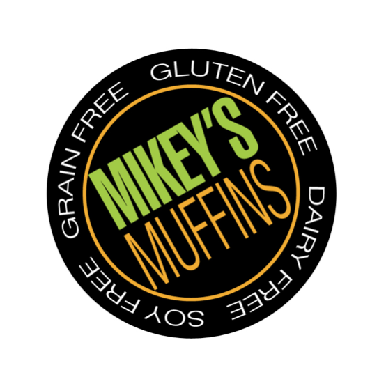 Mikey's Muffins - Certified Paleo, KETO Certified by the Paleo Foundation
