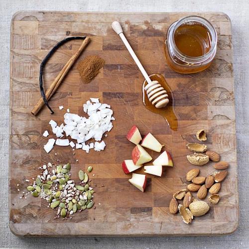 No Grain Granola - Keep It Real Food CO. - Certified Paleo - Paleo Foundation