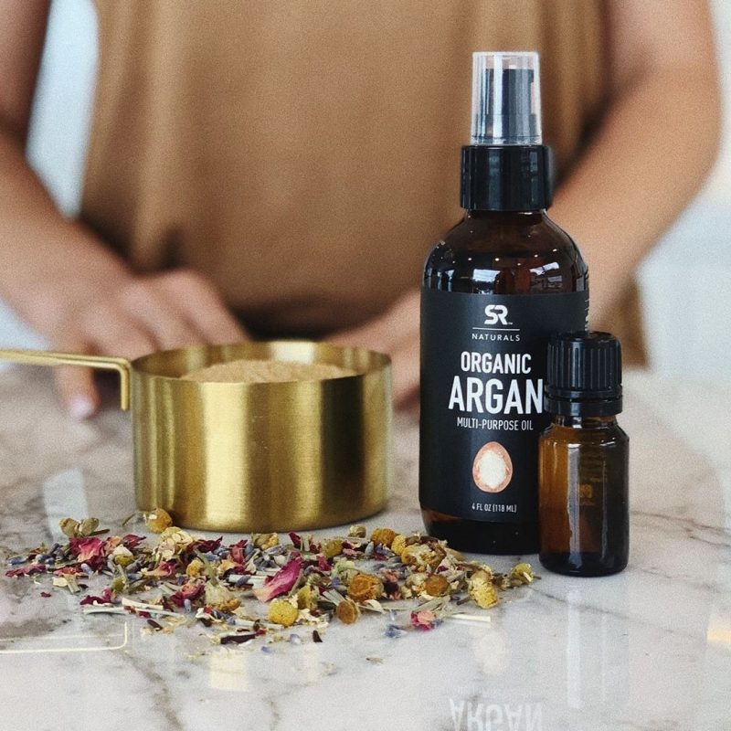 Organic Argan Oil - Sports Research - Certified Paleo by the Paleo Foundation