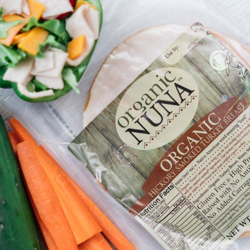 Organic Hickory Smoked Chicken Breast - Organic Nuna - Certified Paleo, KETO Certified by the Paleo Foundation