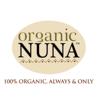Organic Nuna logo - Certified Paleo by the Paleo Foundation