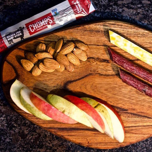 Original Flavor 2 - Chomps Snack Sticks - Certified Paleo, Whole30 Approved - Paleo Foundation
