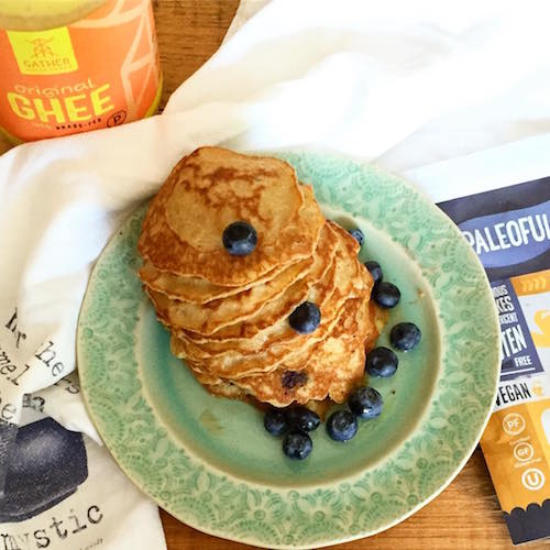 Original Ghee + Pancakes - Gather Superfoods - Certified Paleo, Keto Certified - Paleo Foundation