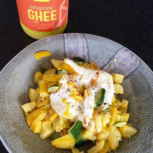 Original Ghee + Squash + Zucchini - Gather Superfoods - Certified Paleo, Keto Certified - Paleo Foundation
