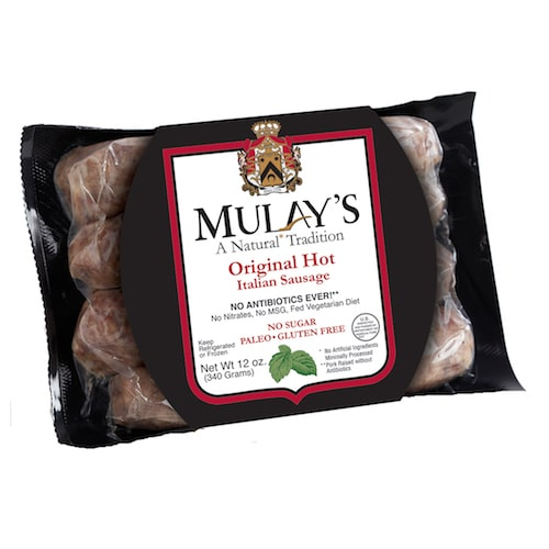 Original Hot Links - Mulay's - Certified Paleo - paleo foundation - paleo diet - paleo lifestyle