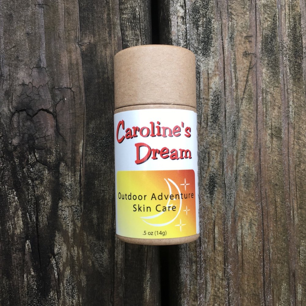 Outdoor Adventure Skin Care - Caroline's Dream - Certified Paleo by the Paleo Foundation 1