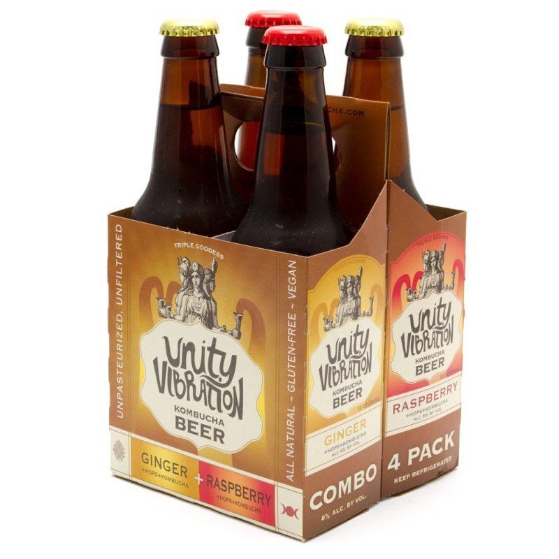 Paleo Friendly Beer from Unity Vibration Kombucha