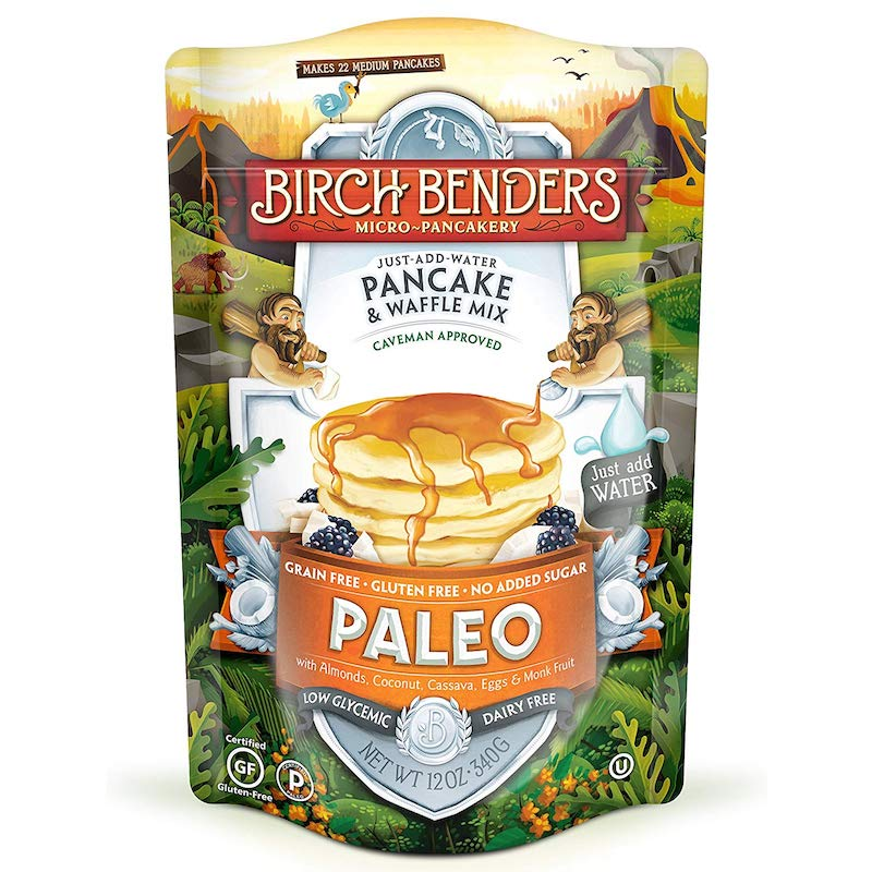 Paleo Pancake Mix - Birch Benders - Certified Paleo - Paleo Foundation