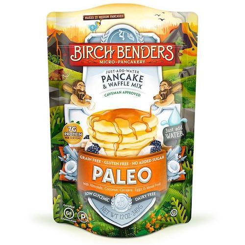 Paleo Pancake Mix - Birch Benders - Certified Paleo - Paleo Foundation