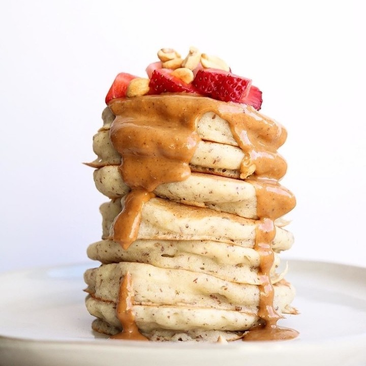 Pancake Stacks - Birch Benders - Certified Paleo - Paleo Foundation