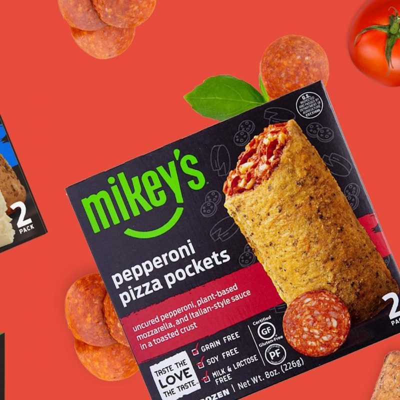 Pepperoni Pizza Pockets 1 - Mikey's Muffins - Certified Paleo Friendly by the Paleo Foundation